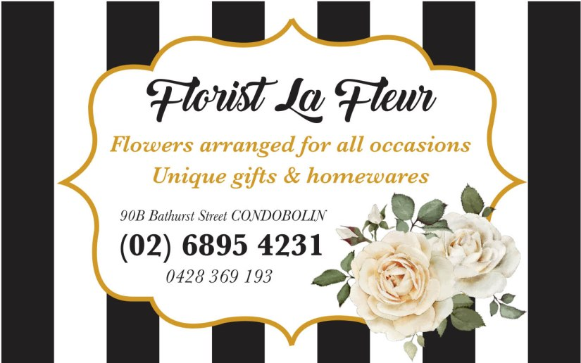 FloristLaFleur _bizcards